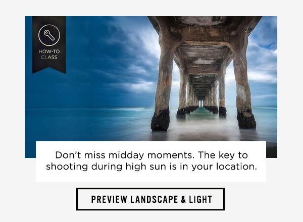 Preview landscape and light