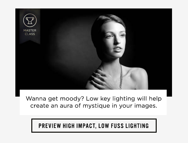 Preview high impact, low fuss lighting