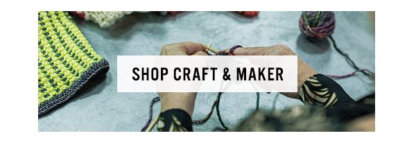 Shop Craft & Maker