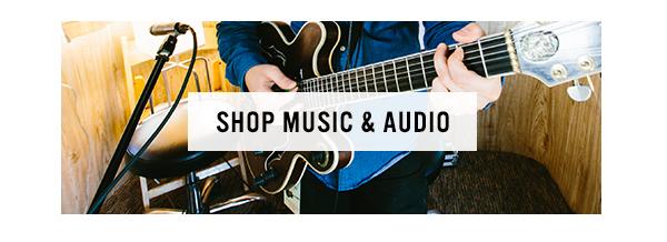 Shop Music & Audio