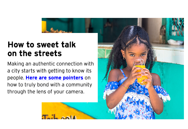 How to sweet talk on the streets