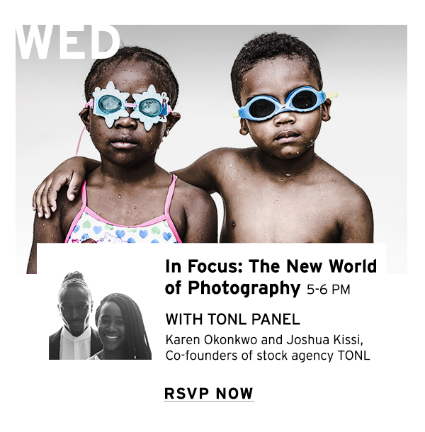 In Focus: The New World of Photography with Tonl Panel