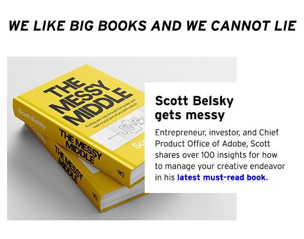 Scott Belsky latest must-read book