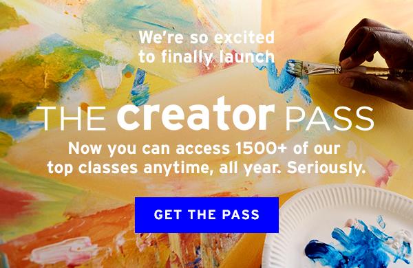Get the Creator Pass