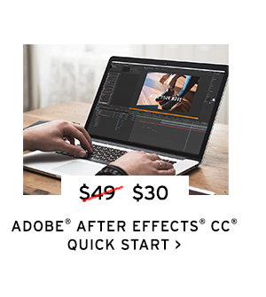 Adobe After Effects CC Quick Start