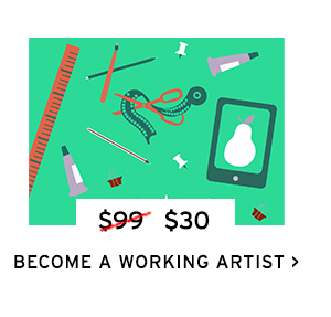 Become A Working Artist