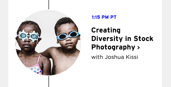 Creating Diversity in Stock Photography with Joshua Kissi