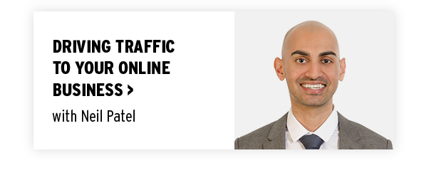 Driving Traffic to Your Online Business