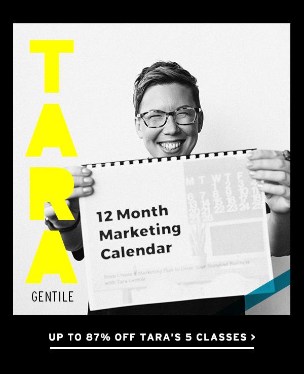 Tara Gentile - Up to 87% off Tara's 5 classes