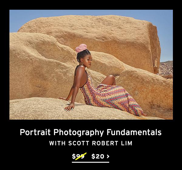 Portrait Photography Fundamentals with Scott Robert Lim