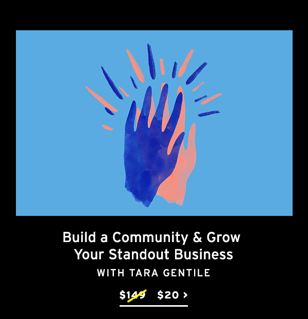 Build a Community & Grow Your Stand-Out Business with Tara Gentile