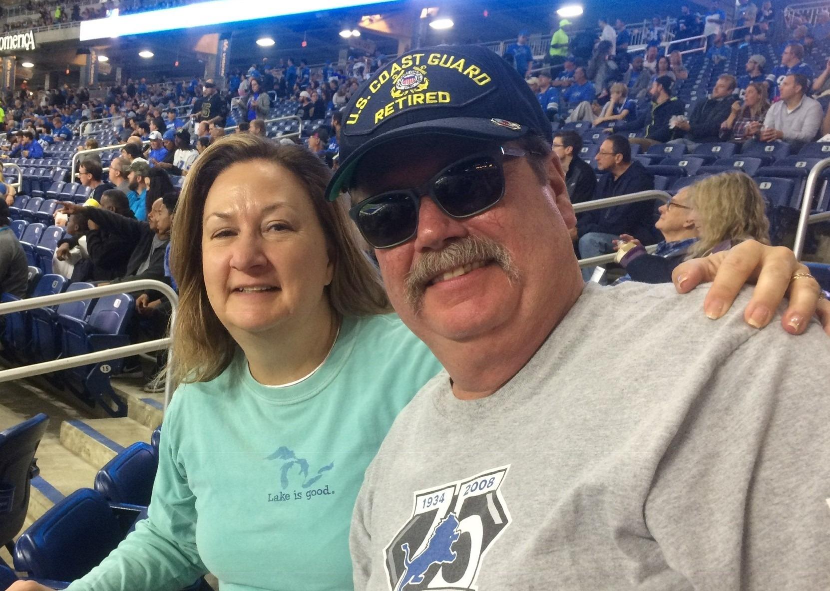 Lori and Brian Davis