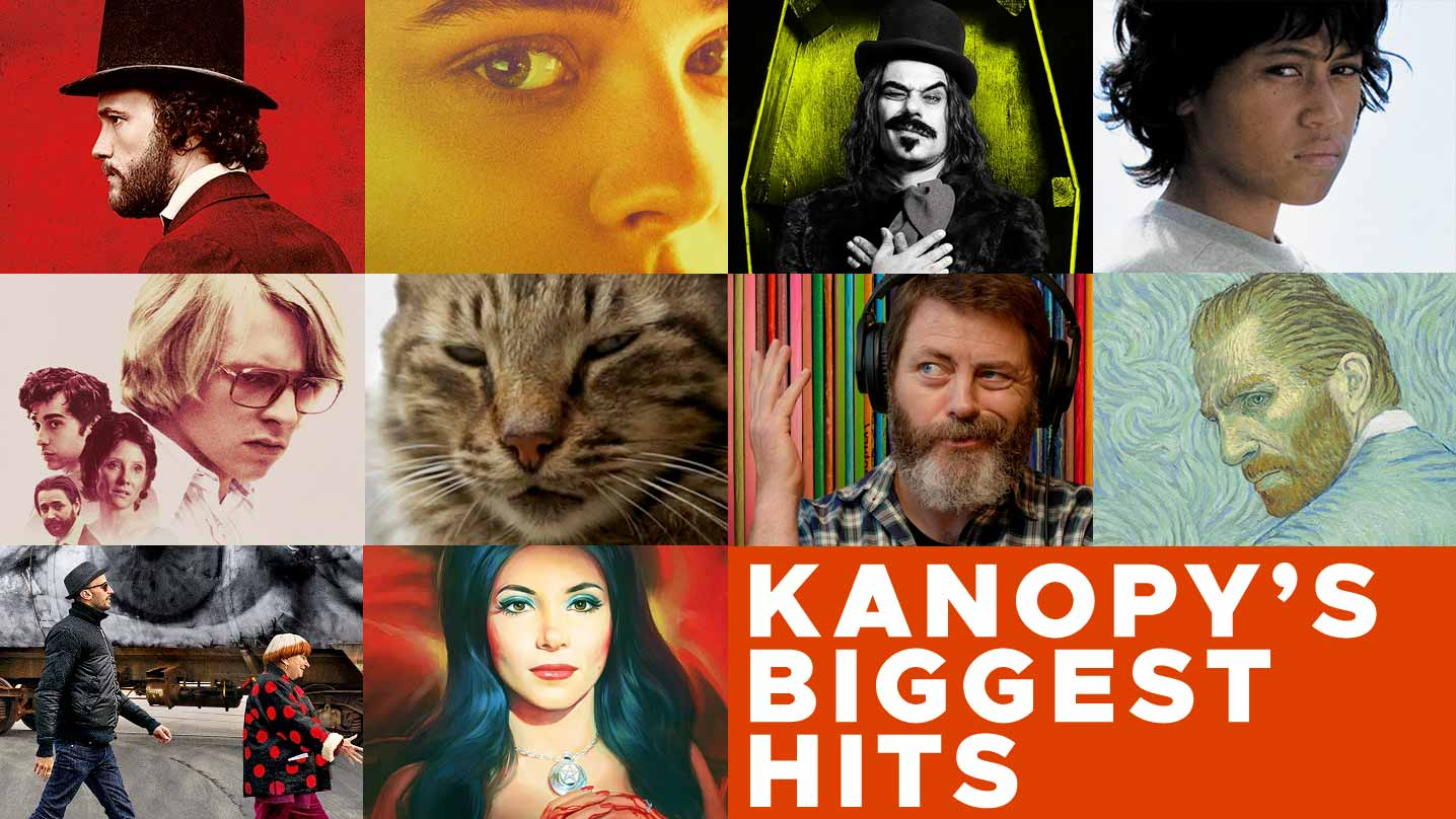 Watch Kanopy's Top Watched Films from 2018