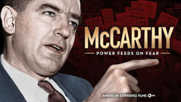 """McCarthy"" premieres January 6, 2020"