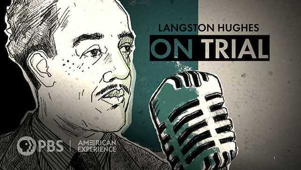 Langston Hughes on Trial